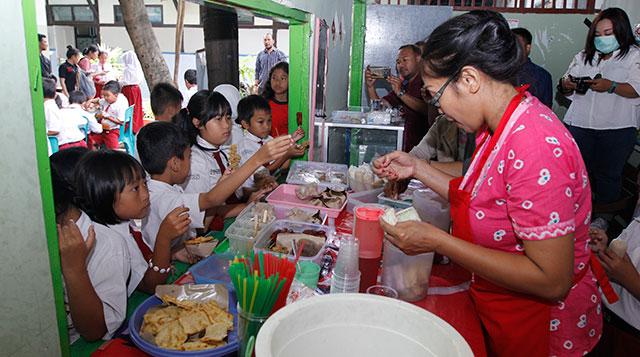 Manfaat Makanan Jadul Bagi Anak