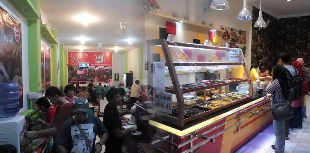 Bisnis Waralaba Kuliner Bakso