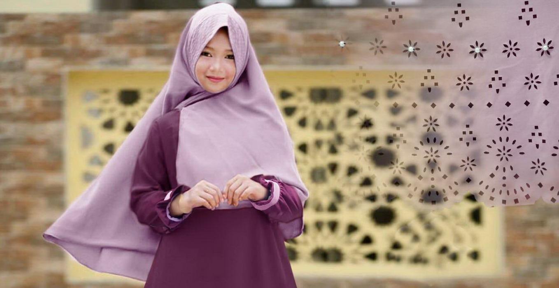Trend Model Busana Muslim Anak Syari
