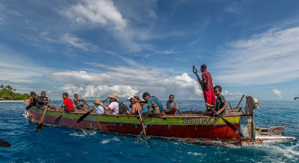 Kano Wisata Papua