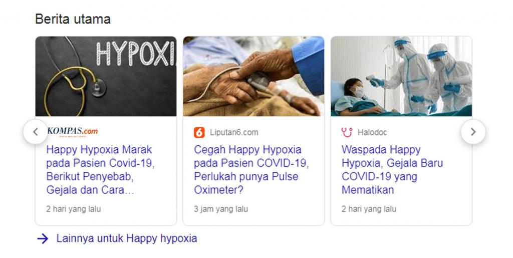 Happy hypoxia Merebak, Alat Oximeter Banyak Dicari.