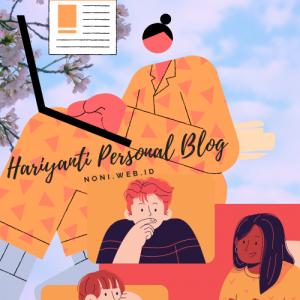 Profil Avatar Hariyanti Personal Blog