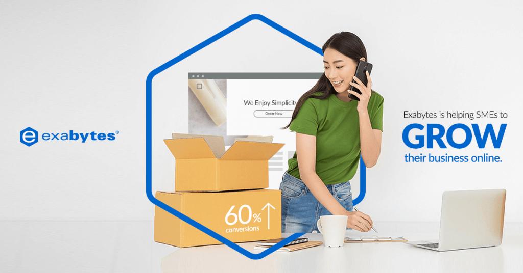 Kembangkan Bisnis Online Anda Bersama Exabytes