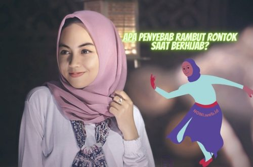 Pakai Jilbab Bukan Penyebab Rambut Hijab Rontok