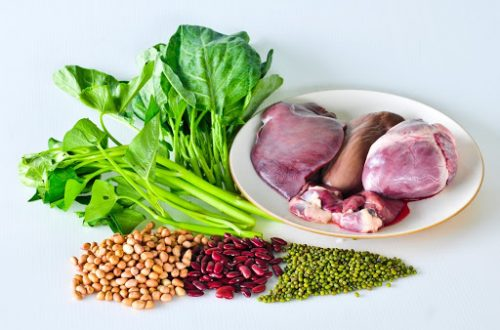 Berikan Makanan Vitamin Zat Besi Anak Agar Tak Anemia!